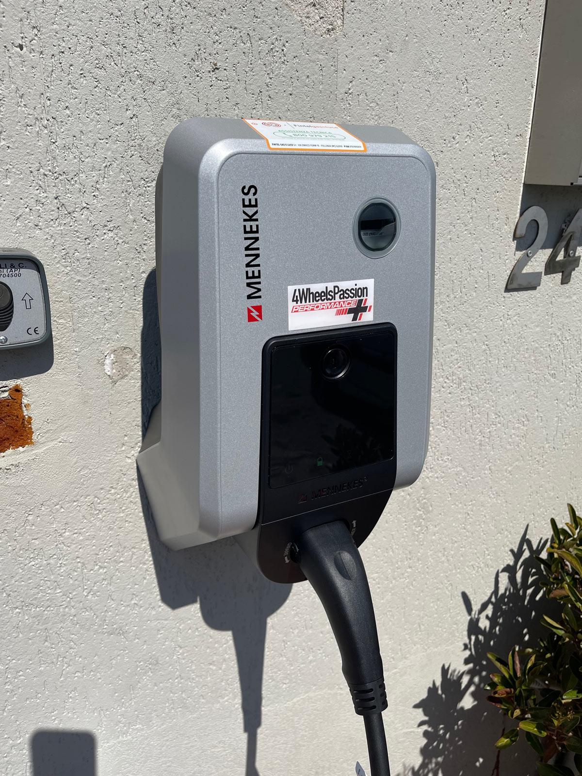 auto elettriche jesi